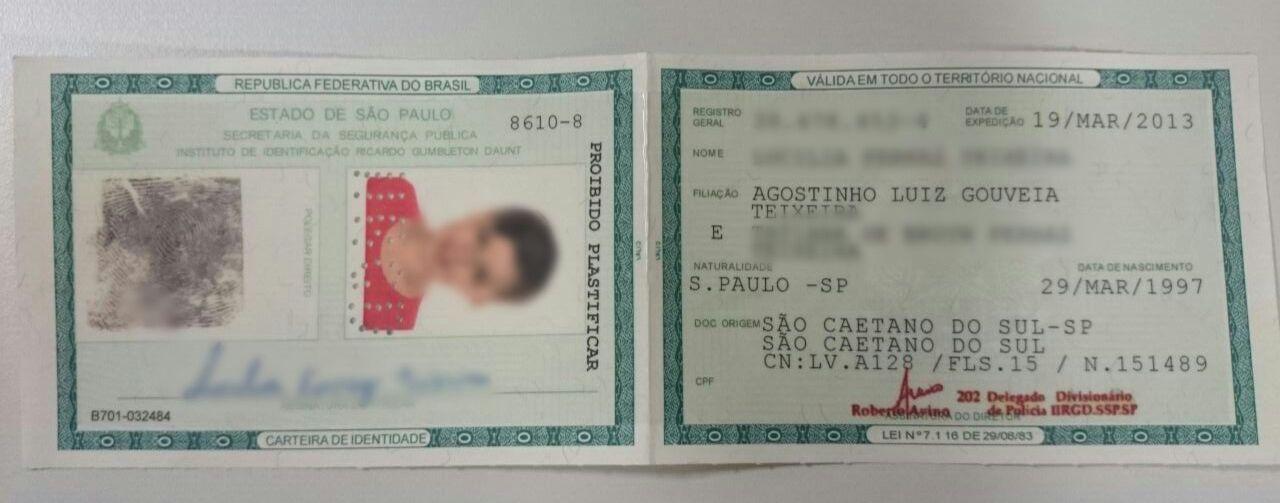 RG são usados principalmente por menores para burlar a lei, frequentar baladas e beber à vontade / Agostinho Teixeira/Rádio Bandeirantes