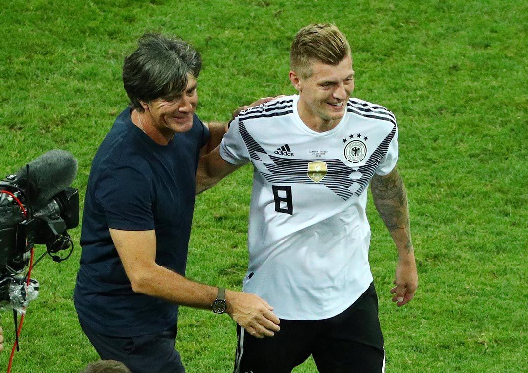 Resultado de imagem para Sem Toni Kroos, Low convoca Alemanha para Eliminatórias da Eurocopa