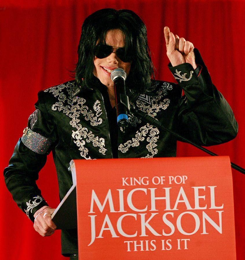 Michael Jackson teria ficado tímido / Carl de Souza/AFP