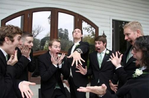 Foto engraçada de casamento | avso.org
