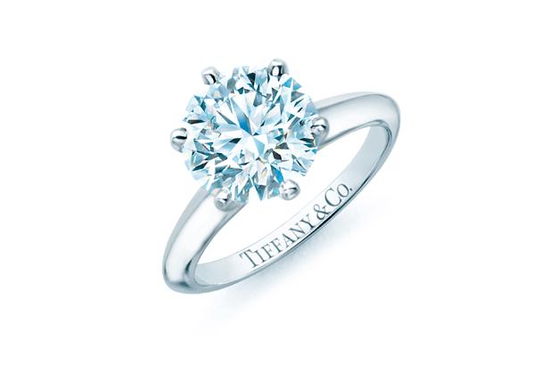 Anel de noivado Tiffany Setting | Foto: Divulgação