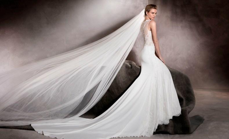 Vestido Pronovias angela
