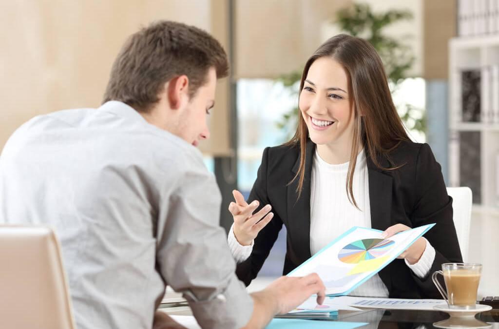 Serviços de consultoria de marketing empresarial