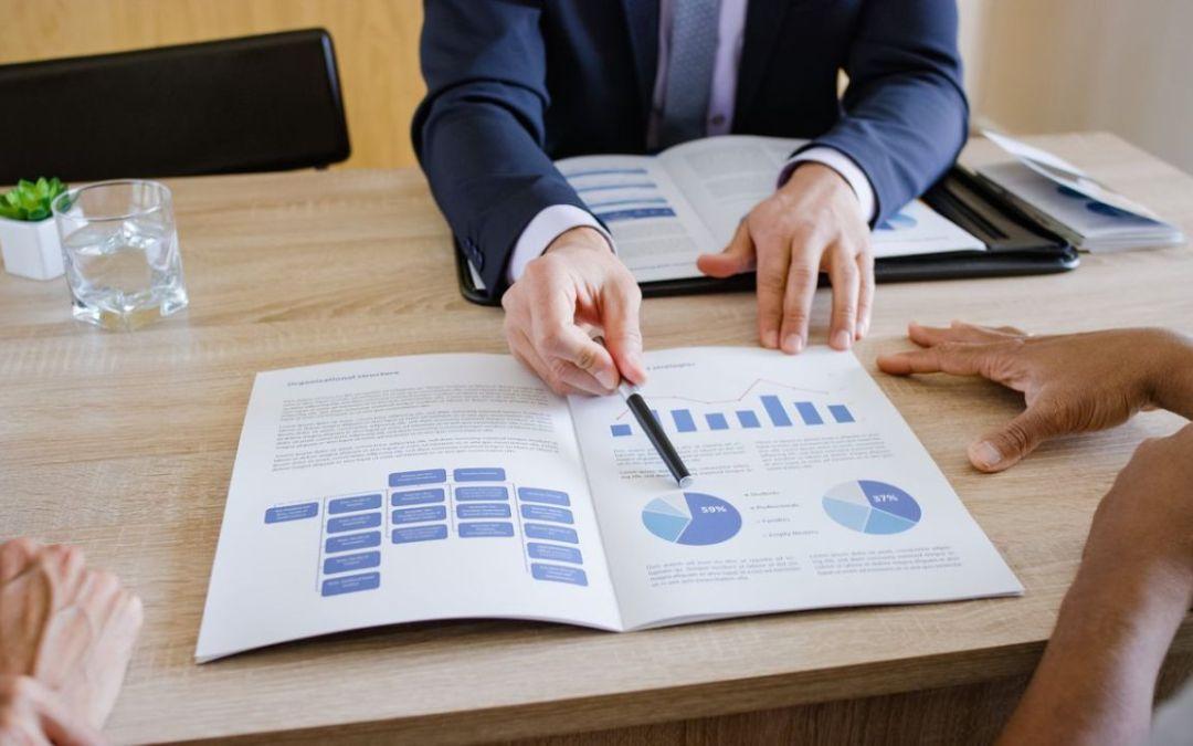 Consultoria para gestão financeira