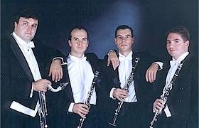 O Quarteto de Clarinetes de Lisboa participa da abertura do evento