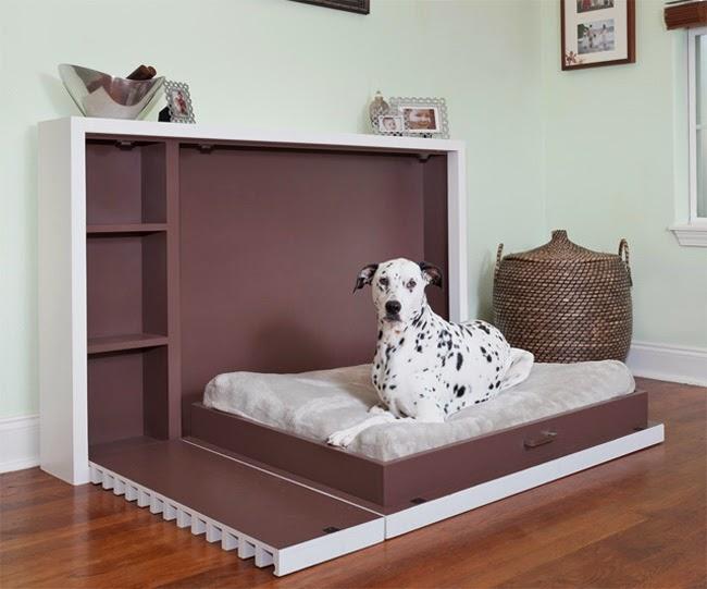 Imagenes de camas modernas para perros imagenes de perros for Cama para perros