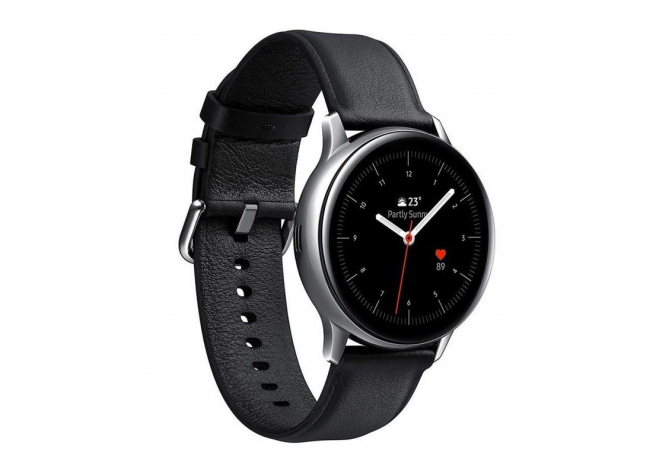 Samsung Galaxy Watch Active.