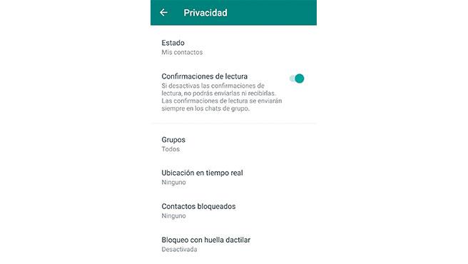 En muy pocos pasos podrás activar el bloqueo con huella dactilar de WhatsApp