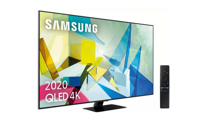 Televisor de Samsung.