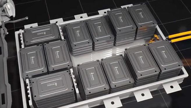 En StoreDot han usado un electrodo multifunción único.