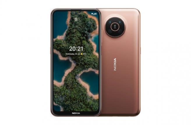 El Nokia X20