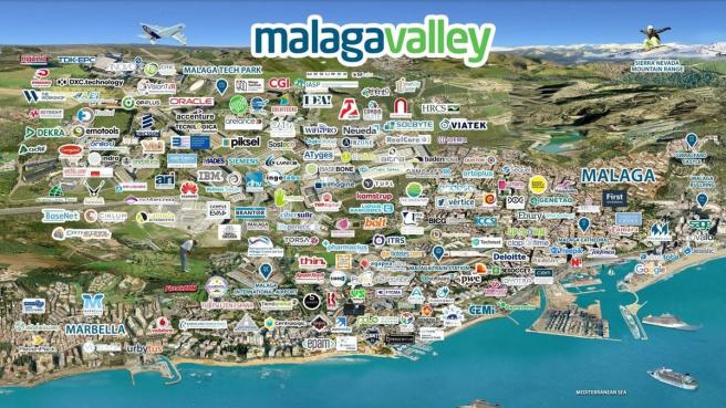 En esta ciudad española hay un total de 60 empresas extranjeras.