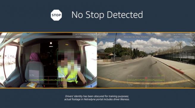 Una de las quejas más frecuentes es que el sistema detecta como infracción cuando el conductor se para después de una señal de stop 'ciega' -en los casos en los que un árbol u otro elemento impide ver si vienen otros coches en una intersección-.