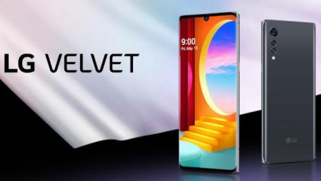 LG lanza en España el LG Velvet
