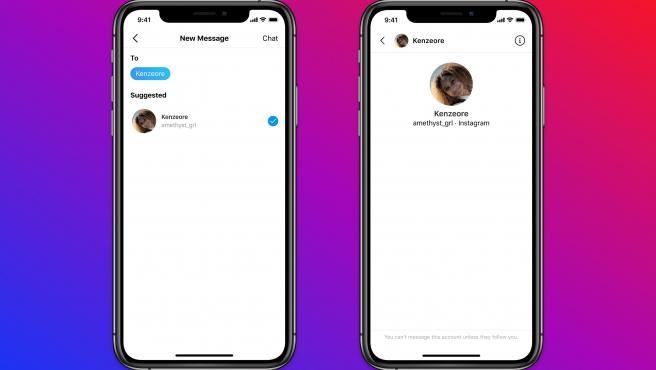 Instagram dificultará a los adultos el acceso de personas menores de edad y aconsejará a los adolescentes privatizar sus cuentas.