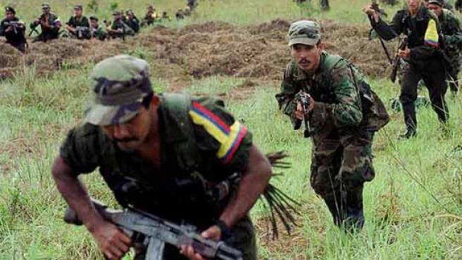 Resultado de imagen de farc embosca a militares