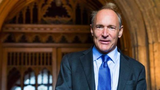 Tim Berners-Lee, inventor de la World Wide Web (WWW).