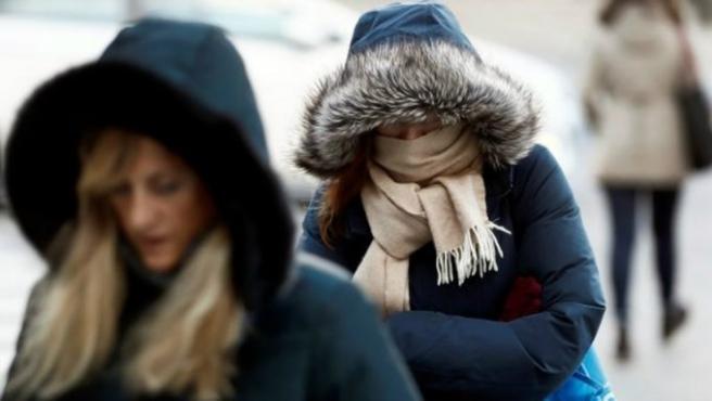 Ola de Frío en Argentina