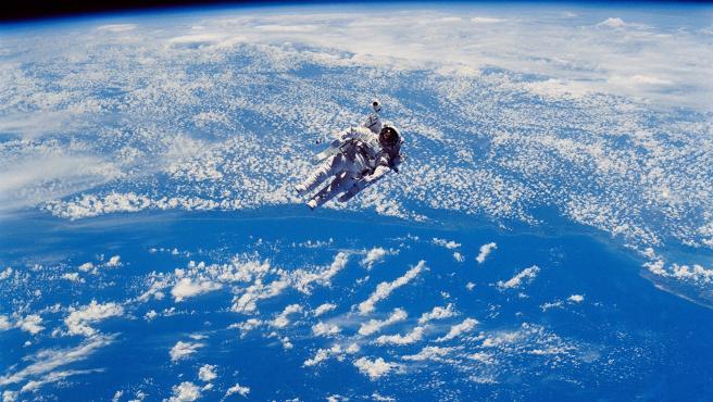 Sería el primer 'spacewalk' hecho por un ciudadano.