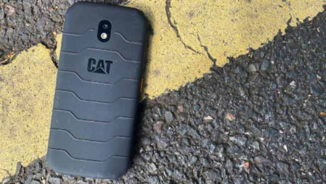 El ultrarresistente Cat S42 llega a España en septiembre