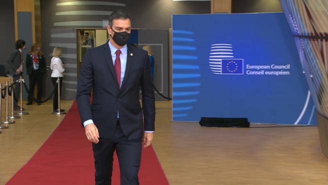 Sánchez acude al Consejo Europeo para negociar el fondo de recuperación