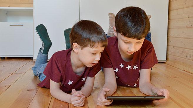 Las tablets pueden ayudar a los niños en su aprendizaje
