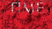 El Coronavirus inunda la portada de la revista 'Time'