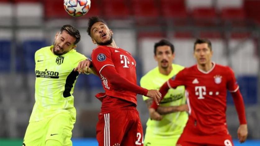 La apisonadora Bayern pasa por encima del Atlético en Múnich