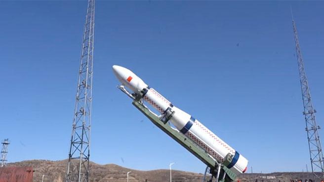 Junto con el satélite 6G, China lanzó otros 12 satélites