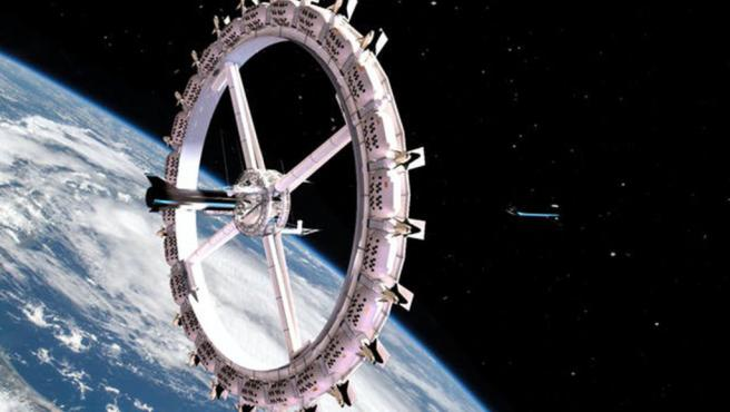El hotel espacial pretende tener un aforo de 400 huéspedes