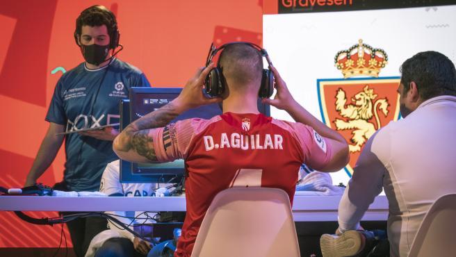 Daniel Aguilar es uno de los mejores jugadores de FIFA a nivel internacional.
