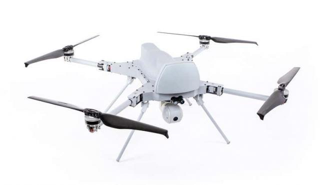 El dron Kargu-2 está armado con una carga explosiva y puede atacar de forma autónoma.