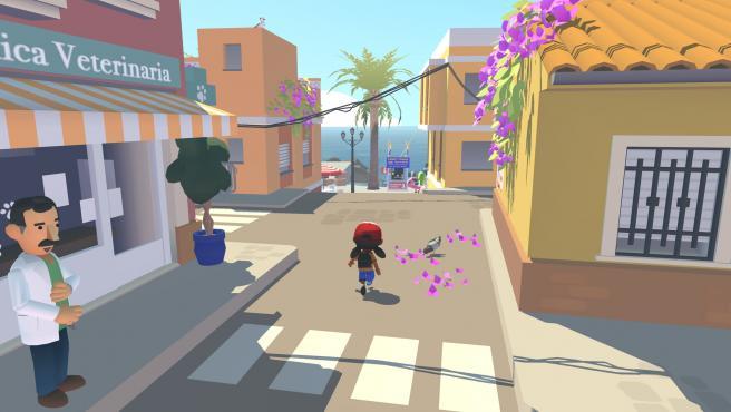 La protagonista irá explorando los distintos entornos al progresar en las misiones.