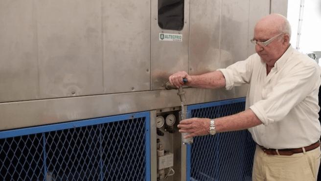 Un ingeniero de 82 años ha llevado a cabo esta innovación.