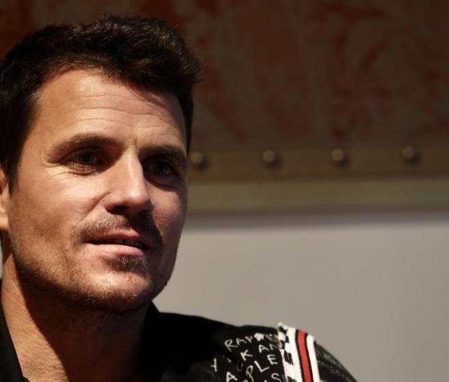 El cantante Dani Martín habla con '20minutos'.