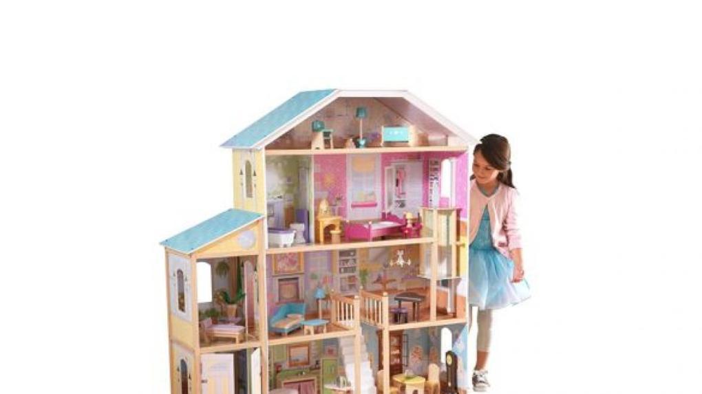 casa de munecas majestic mansion de kidkraft