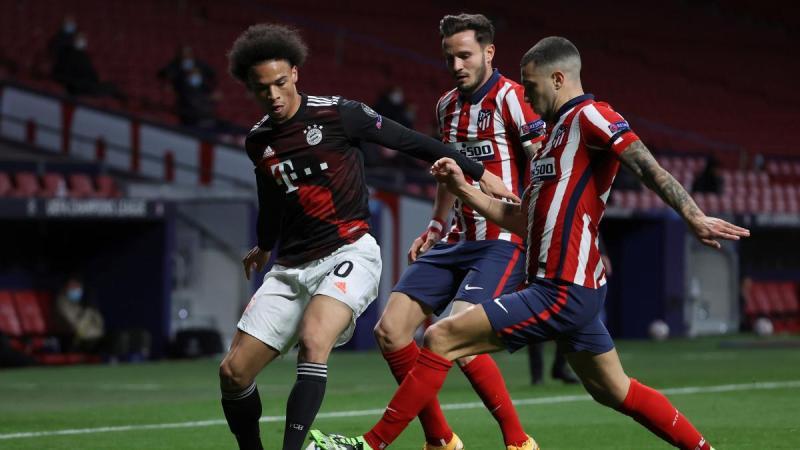 Sigue en directo el Atlético de Madrid vs. Bayern de Múnich
