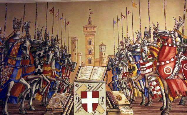 Resultado de imagen para Fotos de la batalla de Alessandria