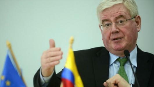 Resultado de imagen para union europea afirma paz en colombia