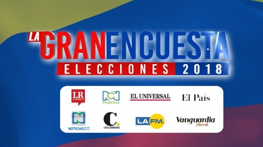 Ivan Duque Gana La Gran Encuesta RCN 2018