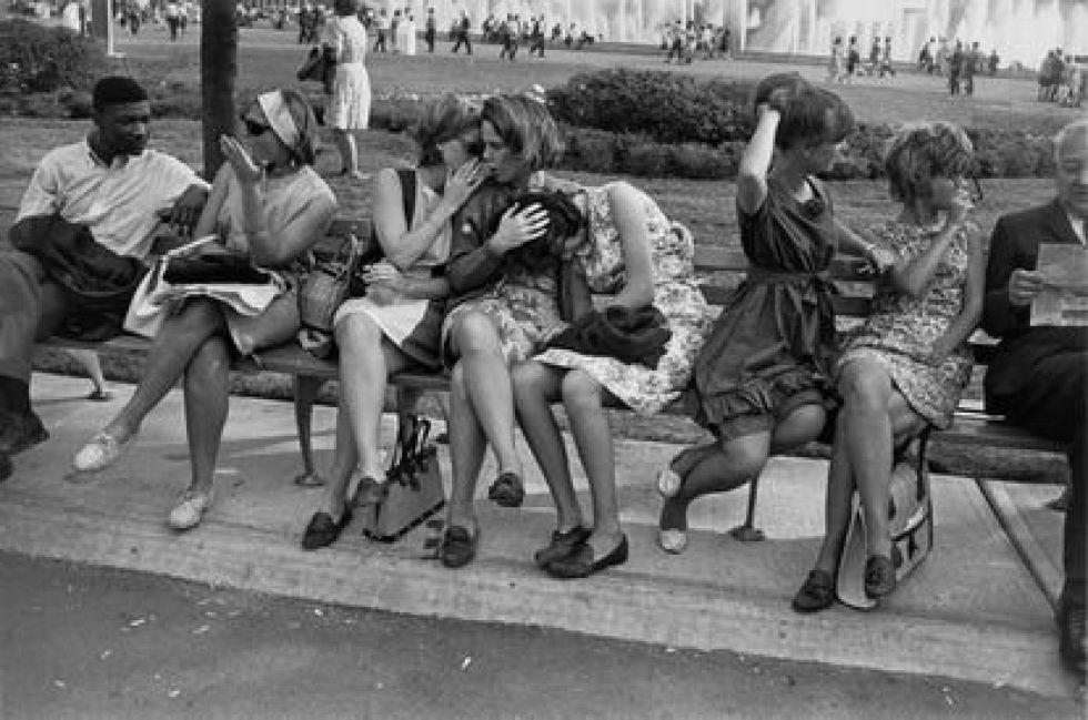 Garry Winogrand, 'New York World's Fair', 1964.