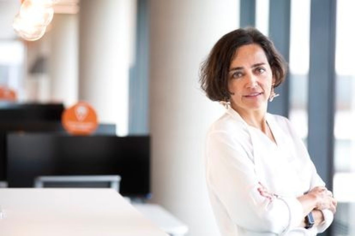 Almudena Román, director of banking for individuals at ING.