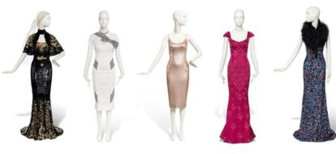 Five Nicole Kidman dresses sold for between 9,500 and 7,000 euros.  The first he wore at the 2013 Oscars;  the second is ecological and was inspired by 'My Fair Lady';  the third was L'Wren Scott's first on a red carpet (Rome, 2006);  Kidman took the fourth to a country music awards in Nashville in 2009;  the fifth at Cannes in 2013.