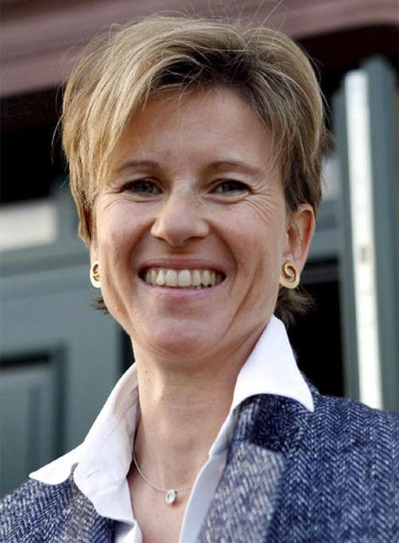 Susanne Klatten, heredera de BMW, en enero de 2006.