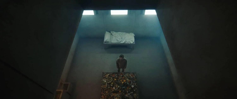 'El Hoyo', película de moda sobre el covid-19