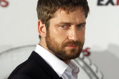 The actor Gerard Butler, portrayed in 2019 in Madrid.