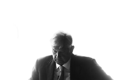 López Obrador en mayo del 2018.