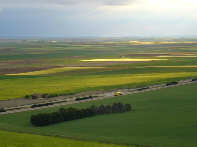 tierra de campos - Villavieja del Cerro
