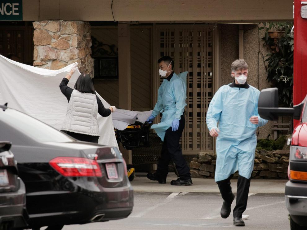 Coronavirus: Washington registra el segundo muerto por ... on Life Care Center Of Kirkland id=92356