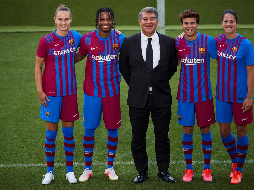 Camisa do Barcelona 2022